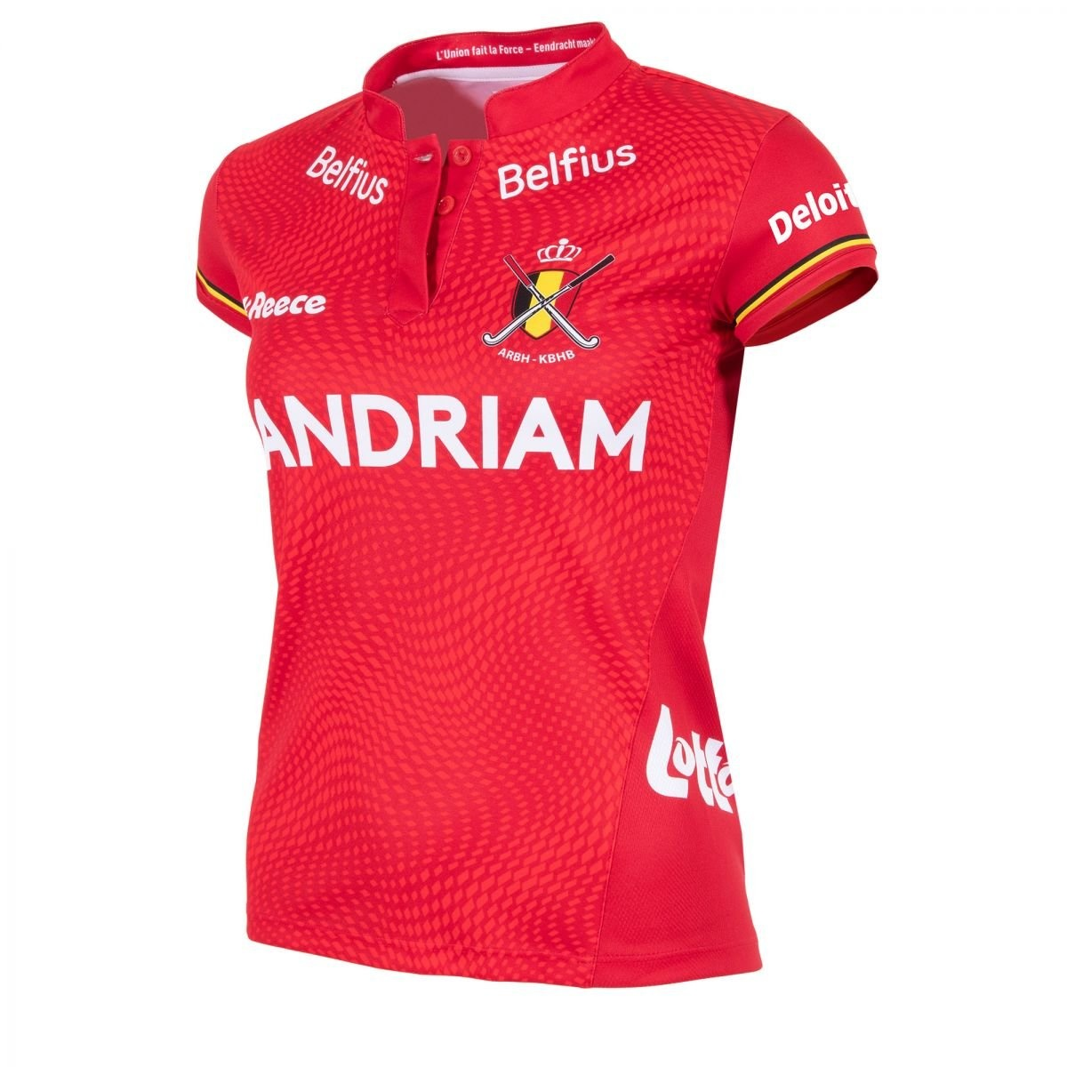 Official match shirt Red Panthers