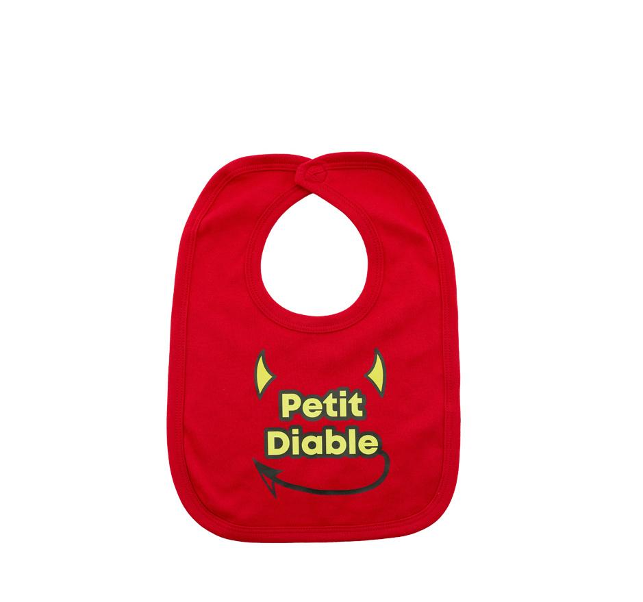 Topfanz Petit Diable bibs