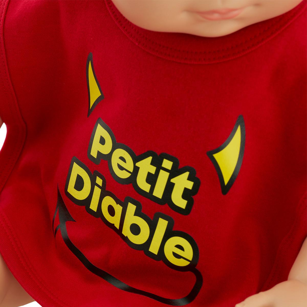 Topfanz Petit Diable bavette