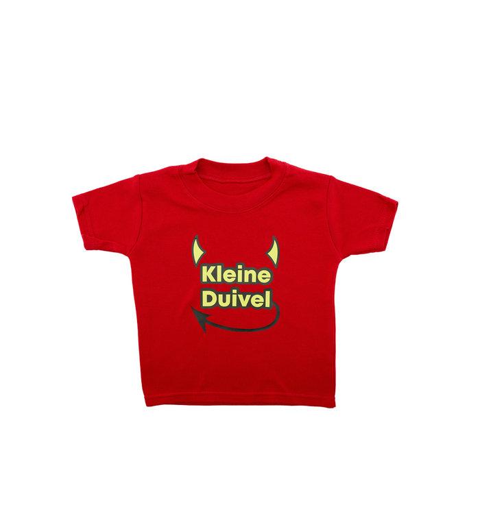 Topfanz Kleine Duivel T-shirt