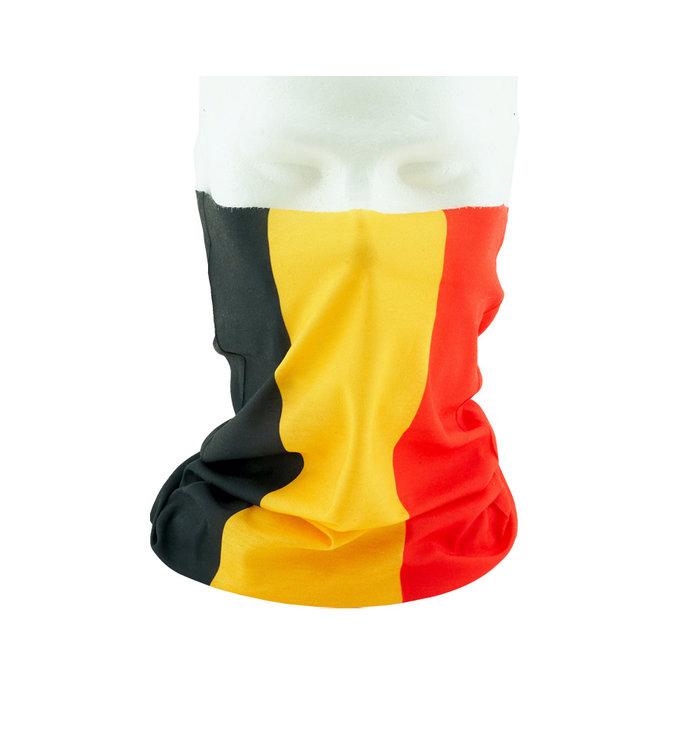 Multifunctionele band Belgische kleuren
