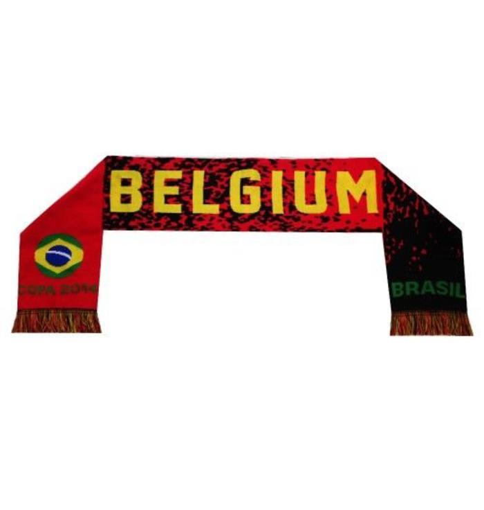 Special Belgium scarf