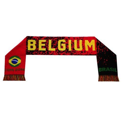 Spéciale Echarpe Belgium