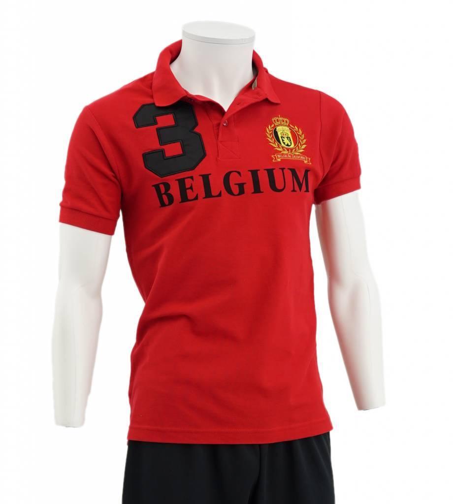 Polo Rouge Belgium