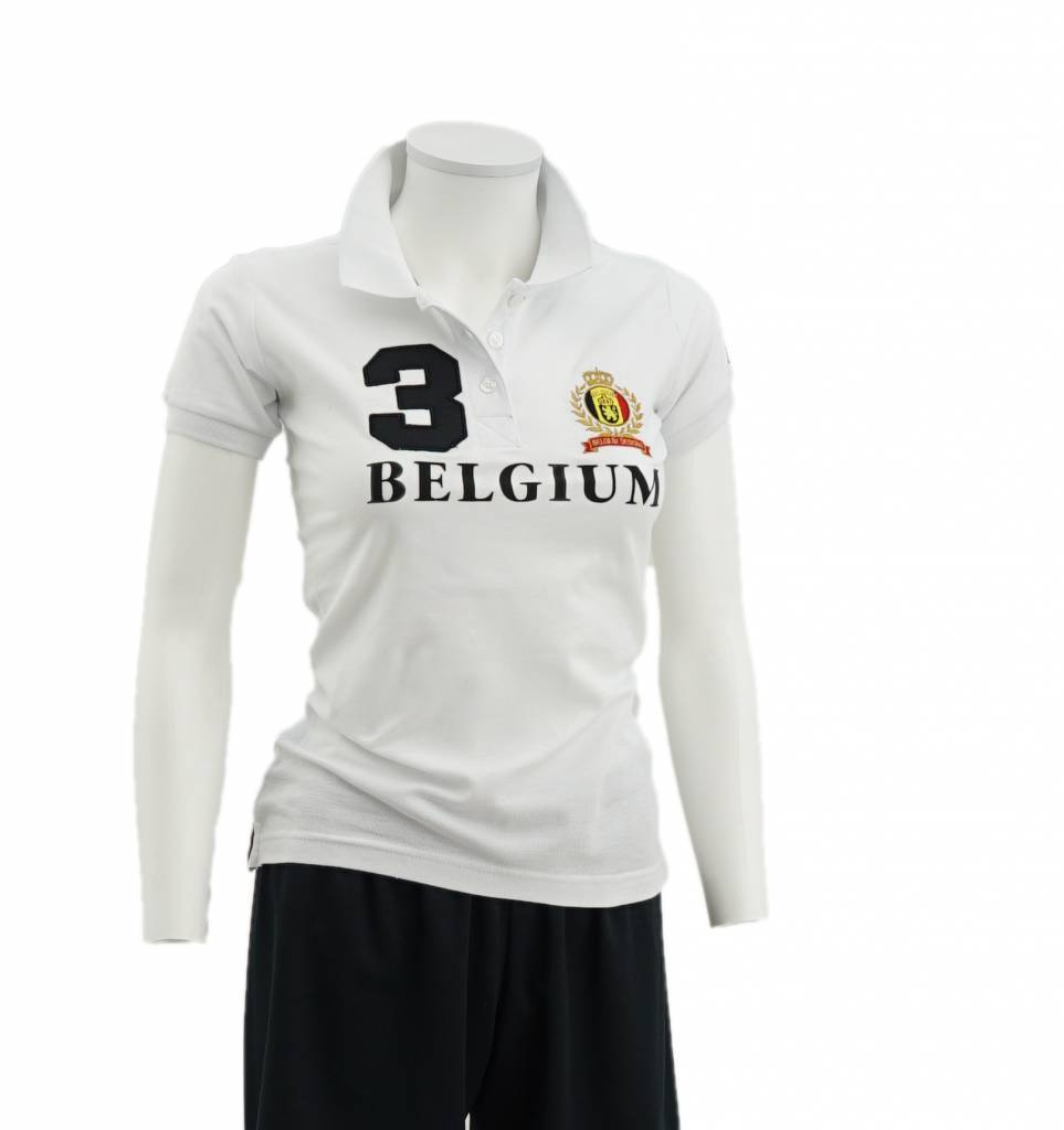 Witte Polo Vrouwen