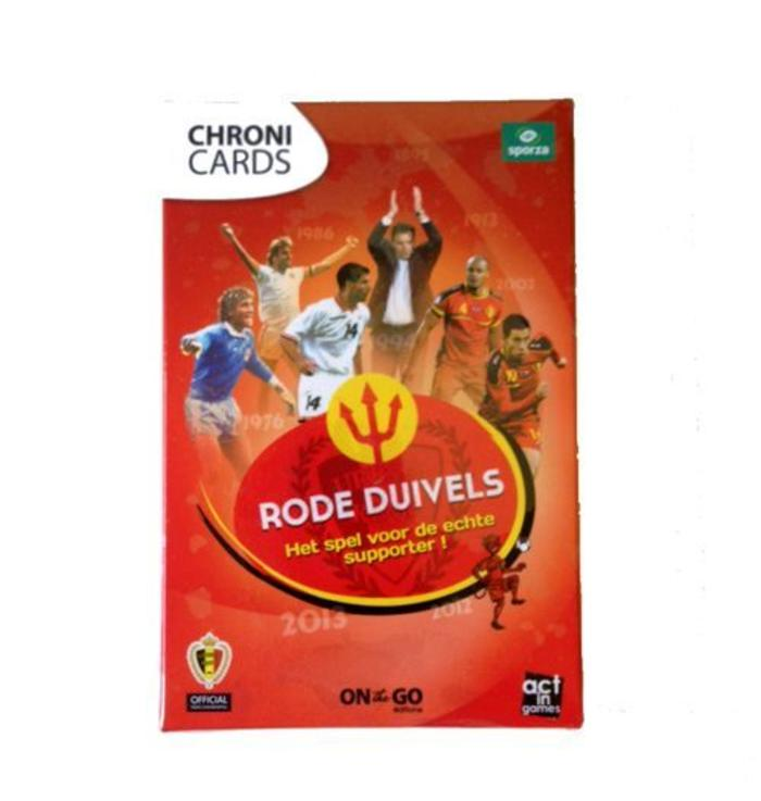 The Rode Duivels game