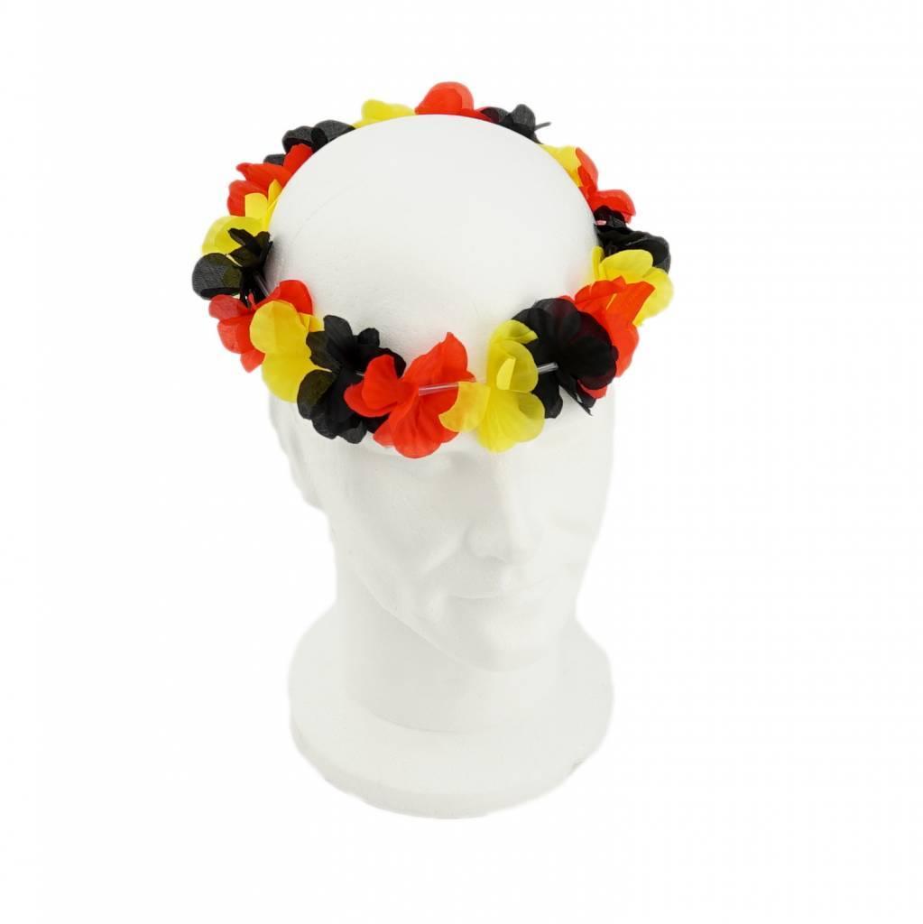 Couronne à fleurs pour la tête