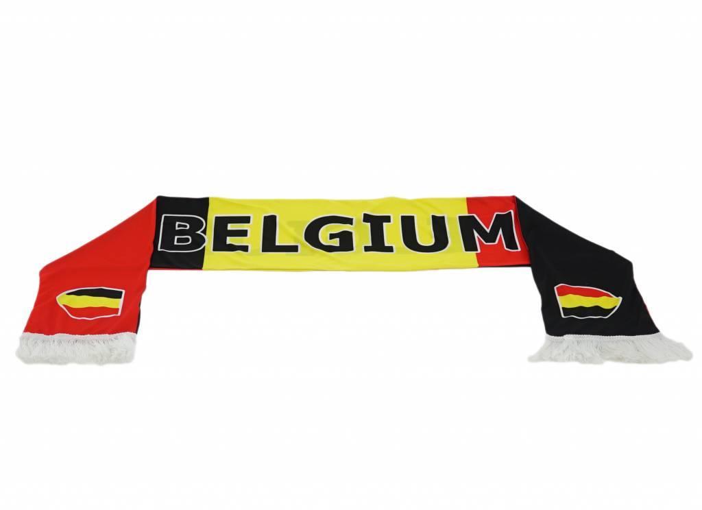 Fan Scarf Belgium