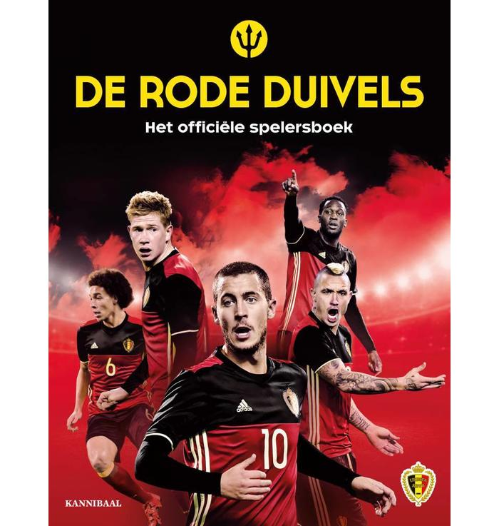 Official book Belgian Red Devils (NL)