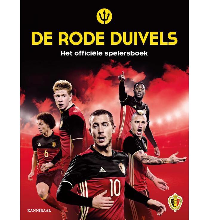 Officieel boek Rode Duivels (NL)