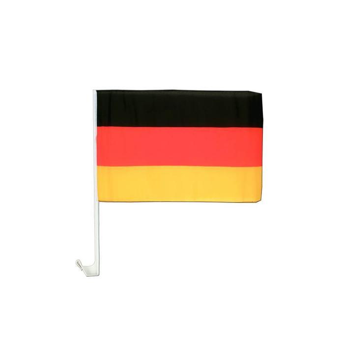 Drapeau de voiture Allemagne
