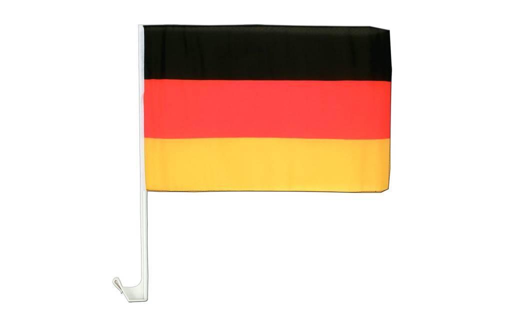 Car flag Germany
