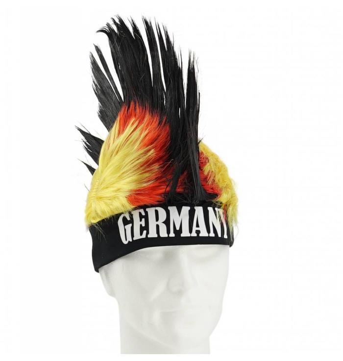Perruque avec crête Allemagne
