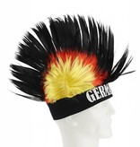 Wig with mohican Germany