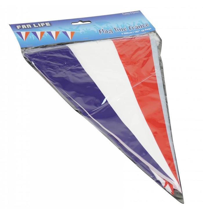 Guirlande de drapeaux France