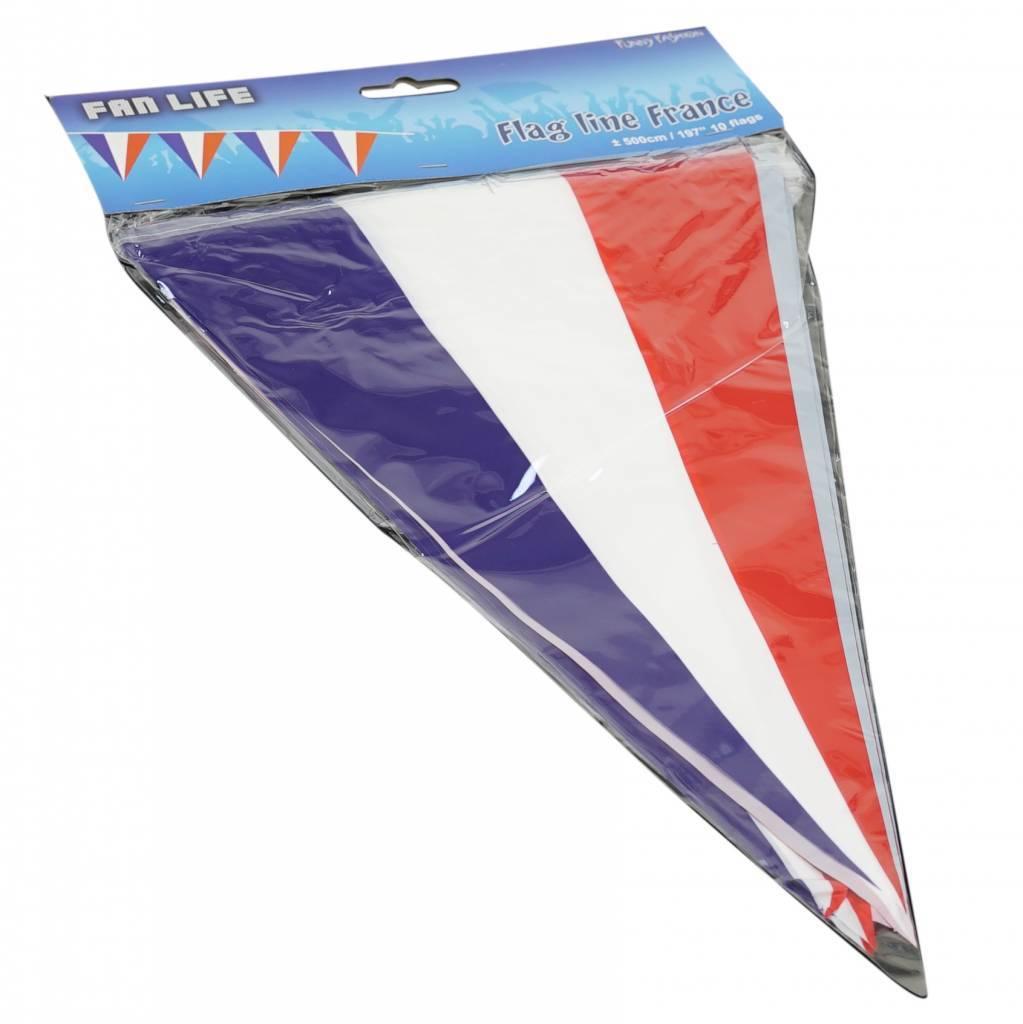 Vlaggenlijn Frankrijk