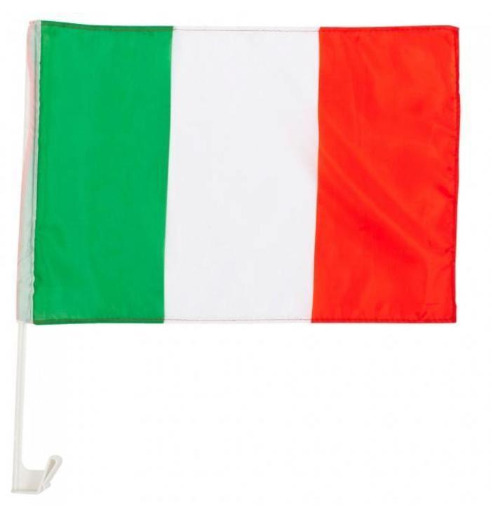 Drapeau de voiture Italie