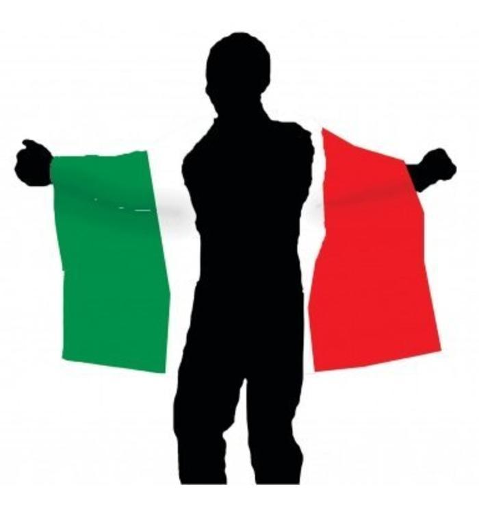 Capevlag Italië