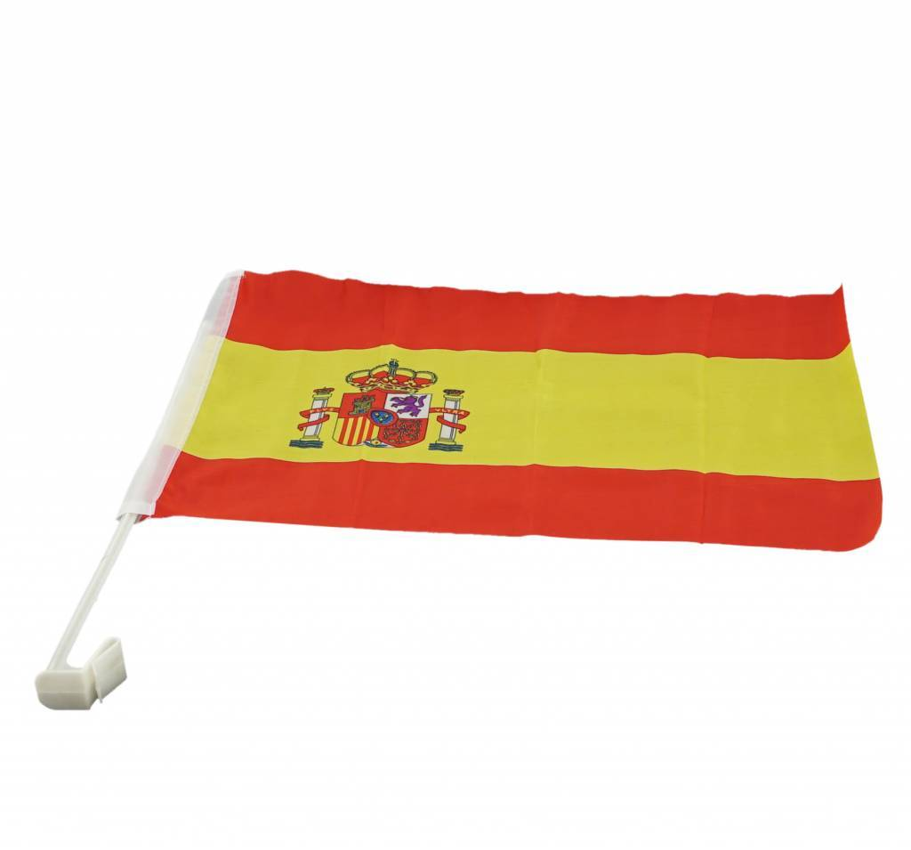 Autovlag Spanje