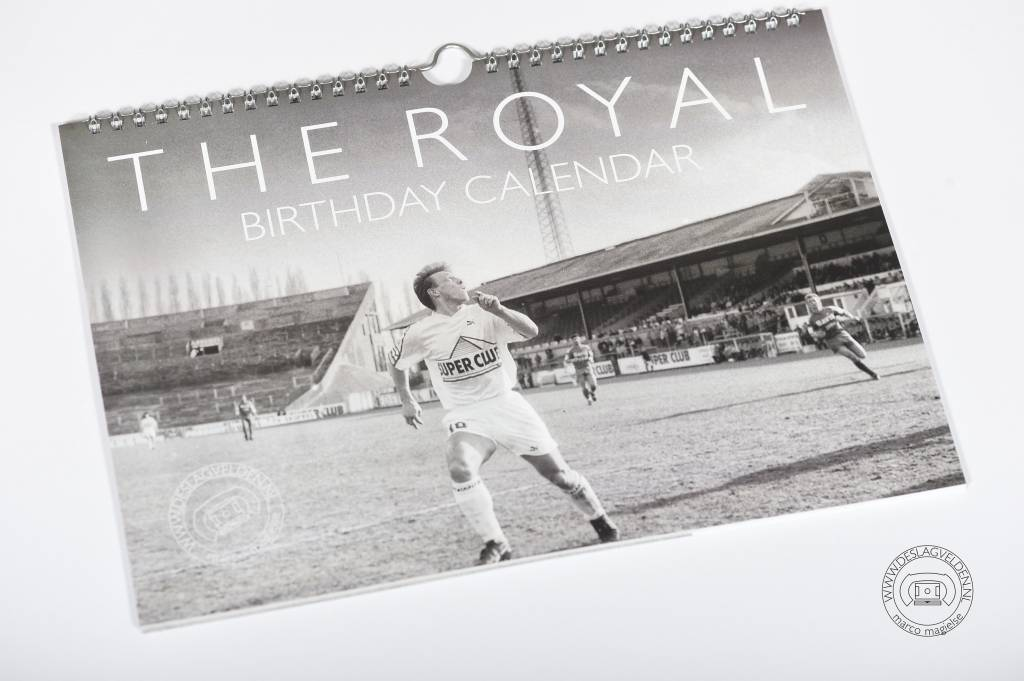 The Royal Birthday Calendar