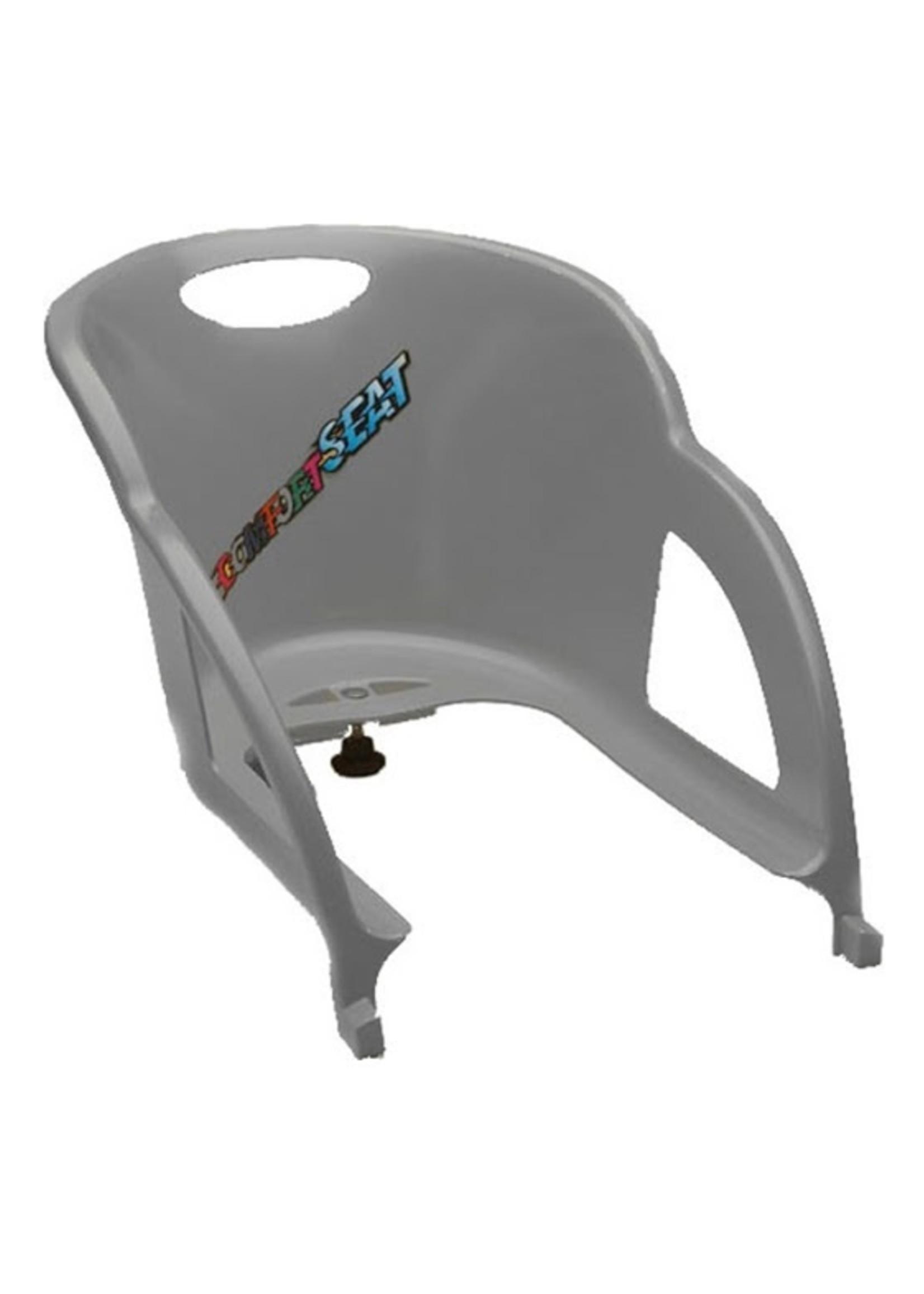 KHW Snow Tiger Comfort Seat Grijs zitje voor op slee