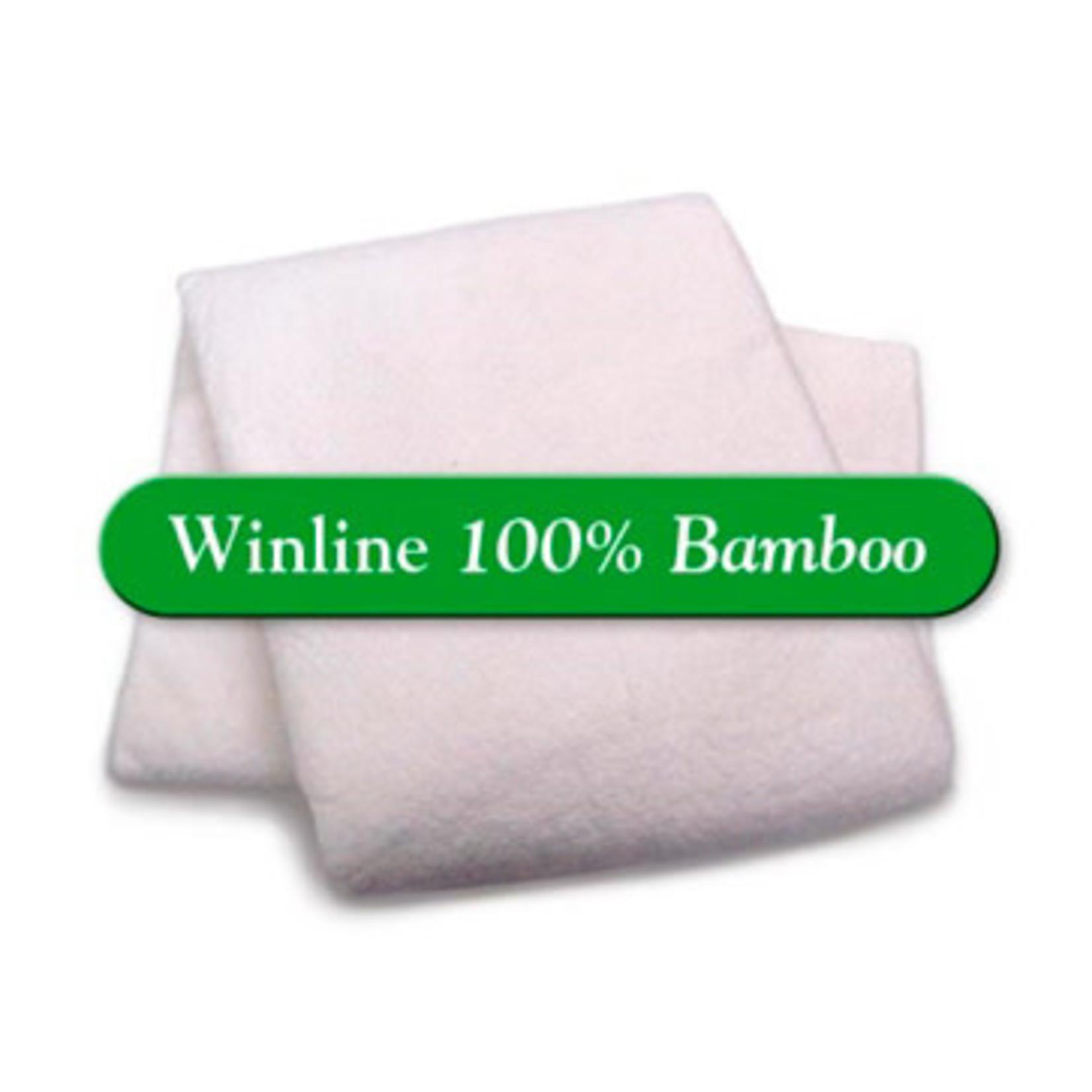 Winline Bamboe - 6 oz 100% Bamboo - Van de rol (per 10 cm) 300 cm breed