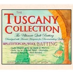 Hobbs Katoen/Wol - Tuscany Cotton Wool - Van de rol (per 10 cm) 240 cm breed