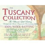 Hobbs Wol - Tuscany Wool - Van de rol (per 10 cm) 240 cm breed
