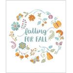 Camelot Fabrics Autumn Impressions - Falling for Fall - Panel