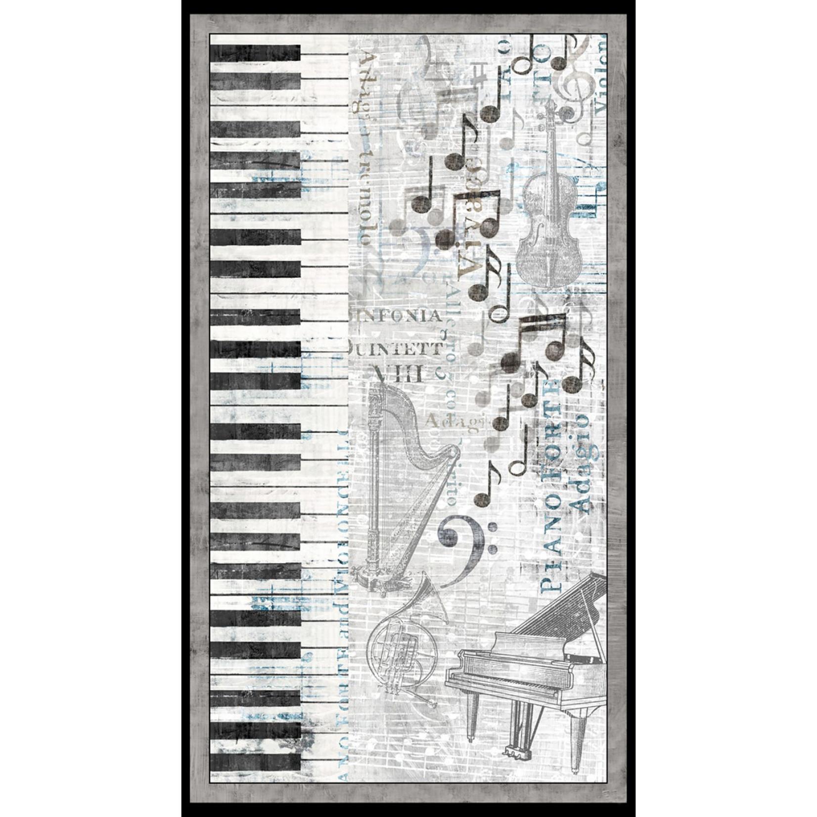 Wilmington Prints Artly - Interlude - Panel