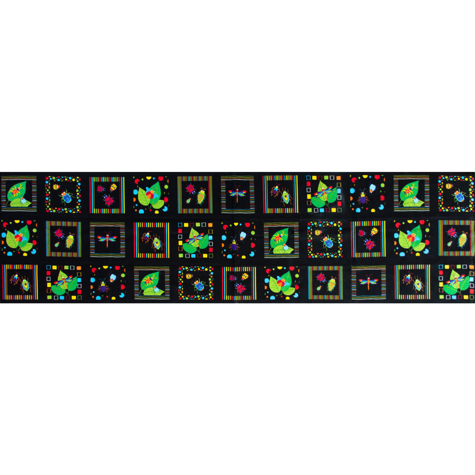 Nutex Bugs & Critters - Squares - Panel