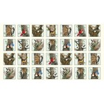 Elizabeth's Studio Beatiful Birds - Winged Messages - Panel