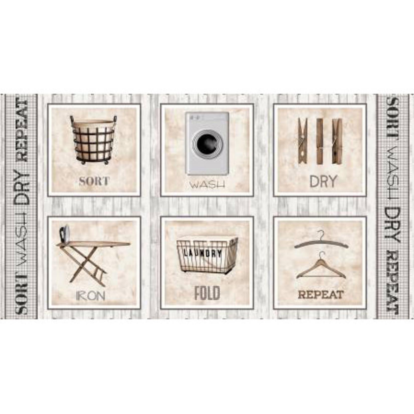 StudioE Fabrics Loads of Fun - Blocks - Panel