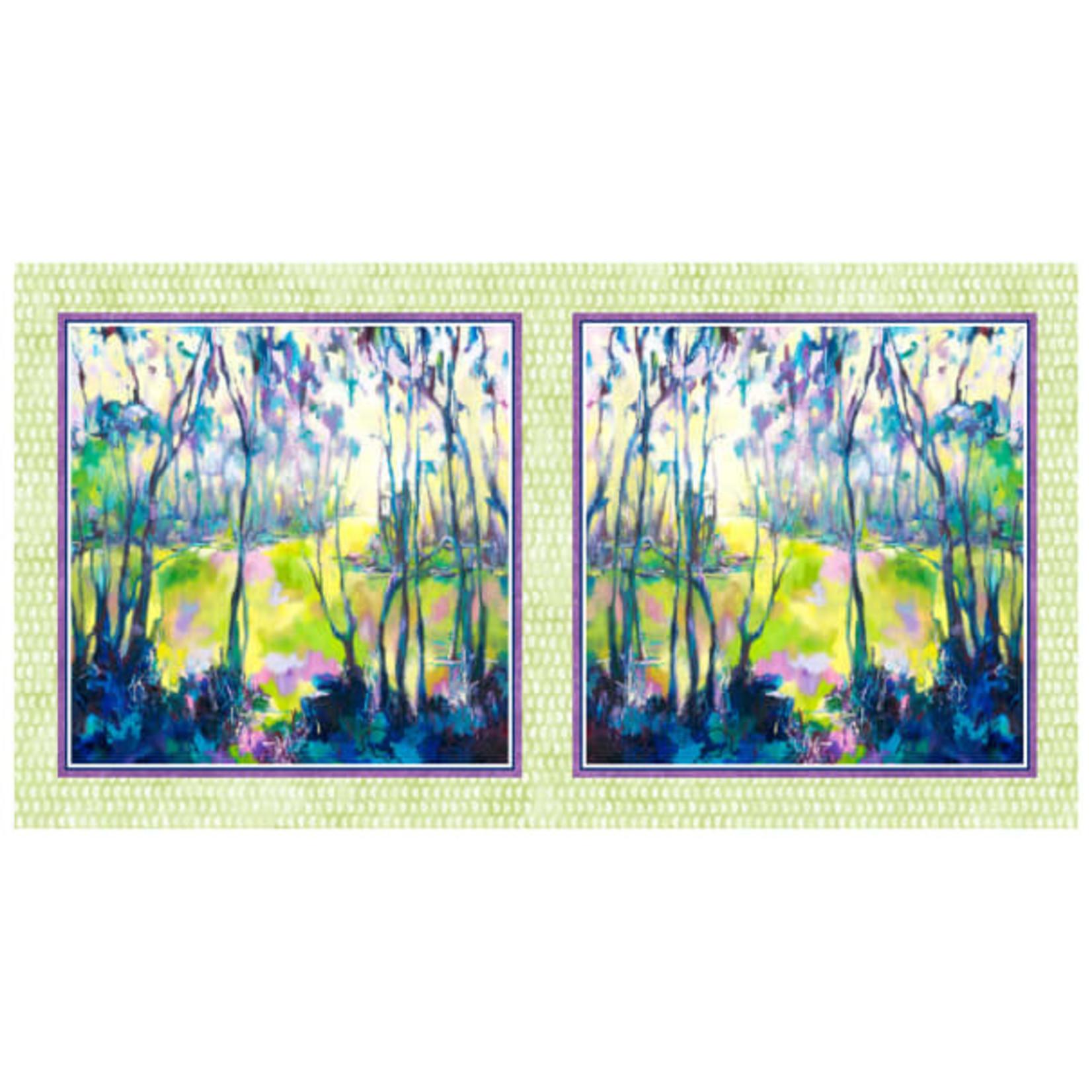 P&B Textiles Naturesong - Dubbel - Panel