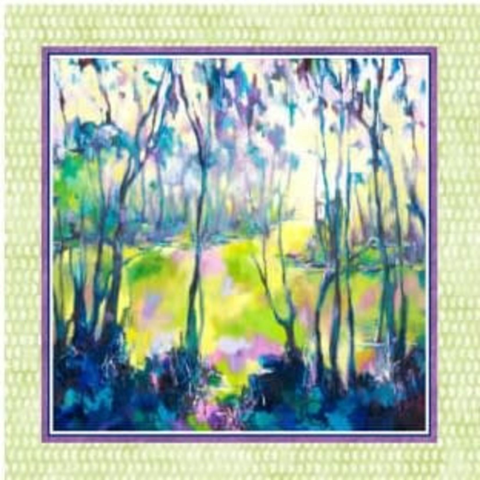 P&B Textiles Naturesong - Enkel - Panel