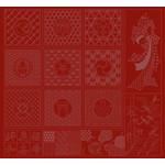 QH Textiles Sashiko - Wagara - Sashiko Selection - Red - Panel