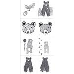 Stoffabrics Wolly Bear - Panel