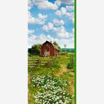 Hoffman Fabrics Digital Cuddle - Farm - Panel