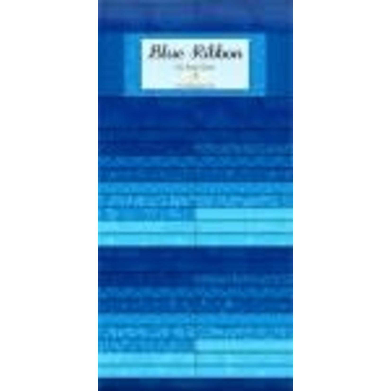 Wilmington Prints Essentials - Blue Ribbon - Jelly Roll - 24 Stroken