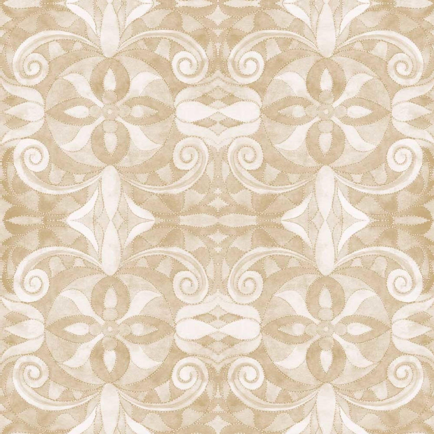 Blank Quilting Baroque - Beige