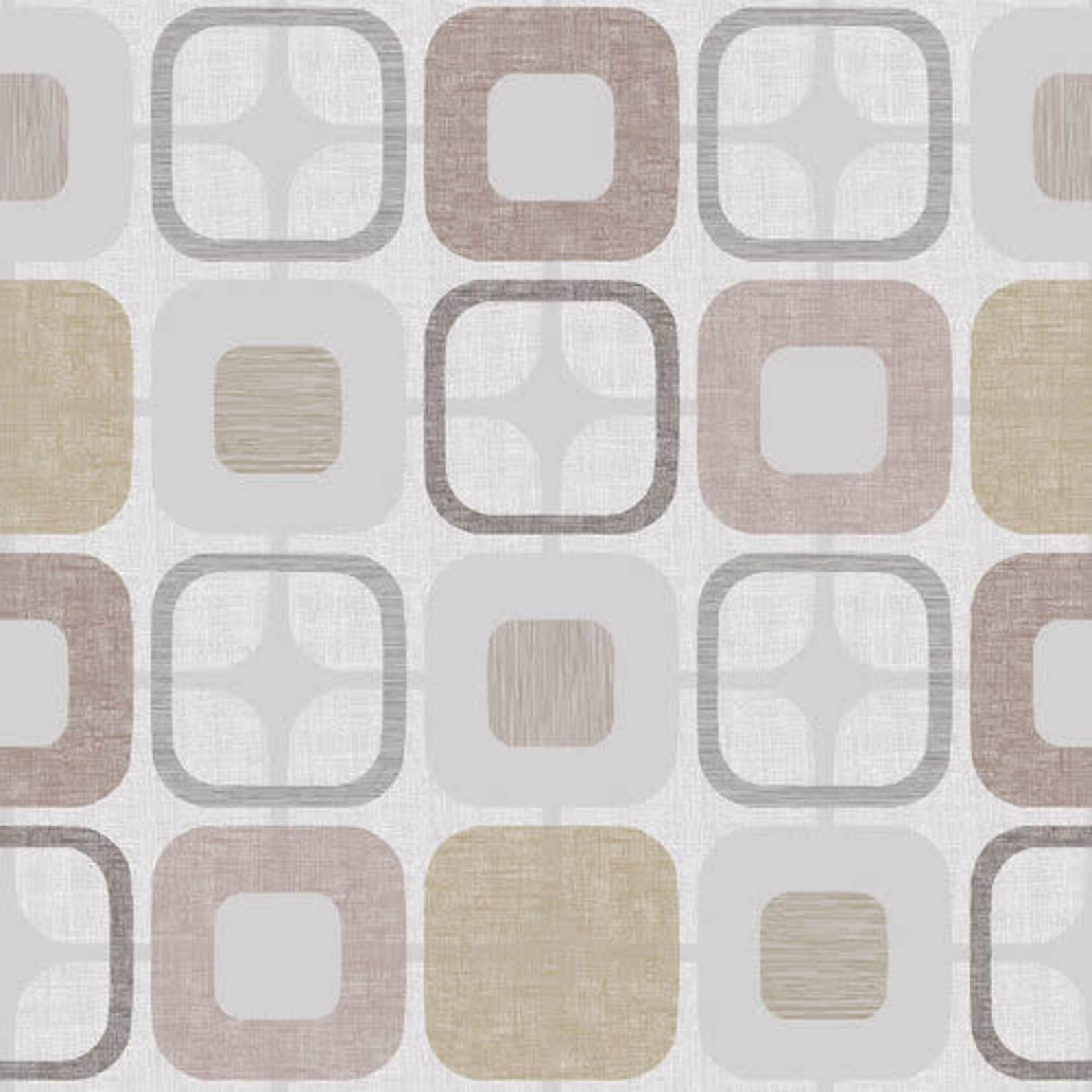 Blank Quilting Geo Square - Tan