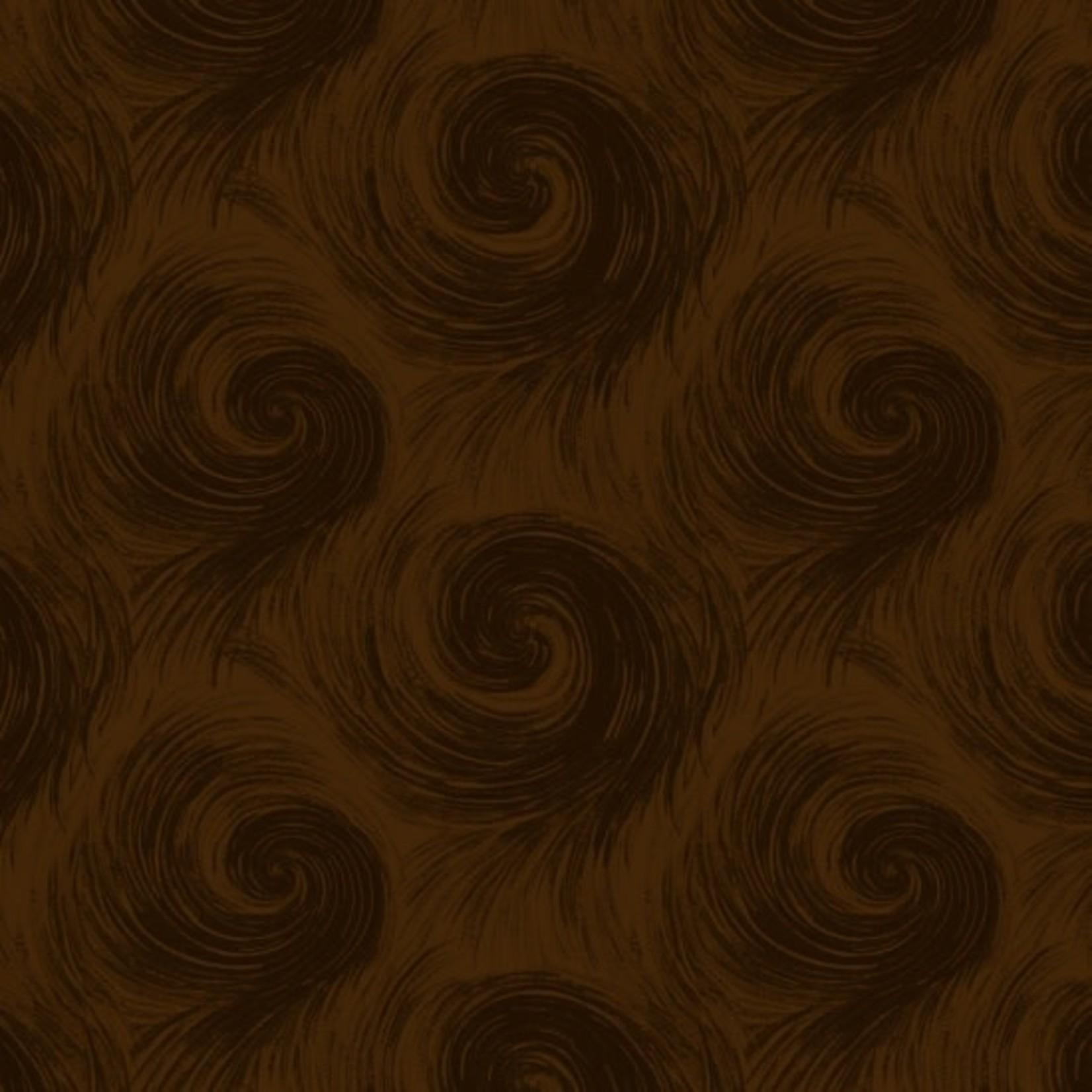 Henry Glass Fabrics Breezy - Brown