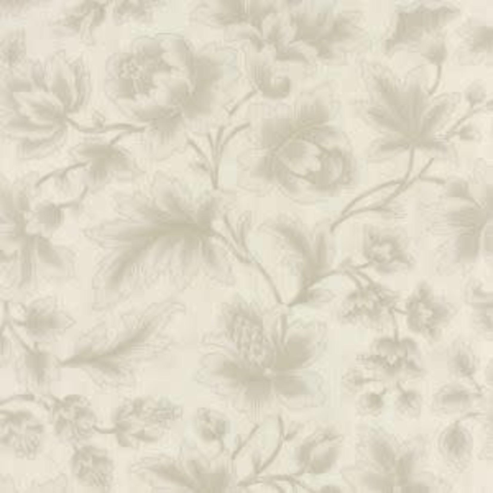 Moda Fabrics 3 Sisters - Midnight Clear - Gray