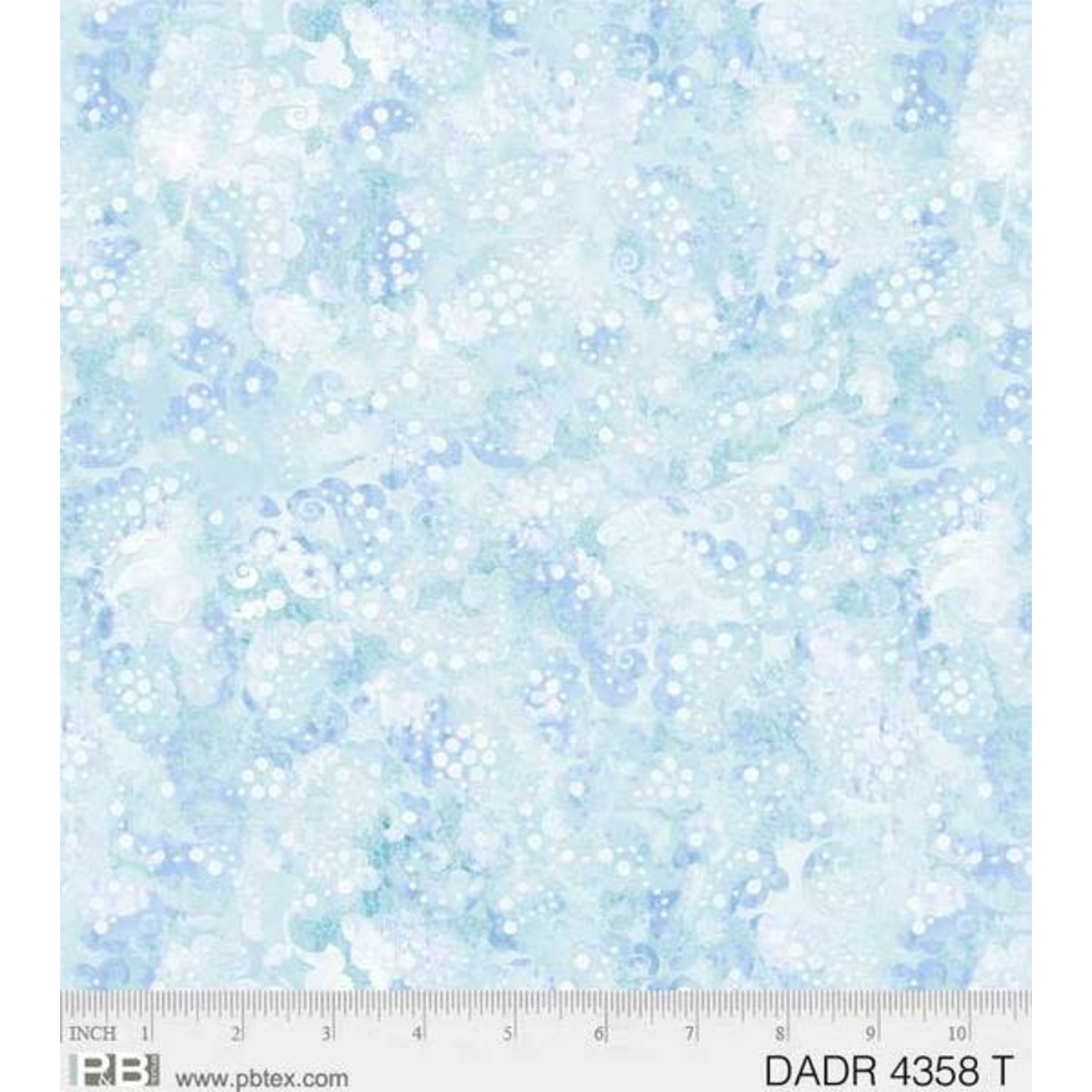 P&B Textiles Day Dream - Light Blue