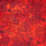 QT Fabrics Avalon - Rood
