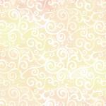 QT Fabrics Ombre Scroll - Ecru