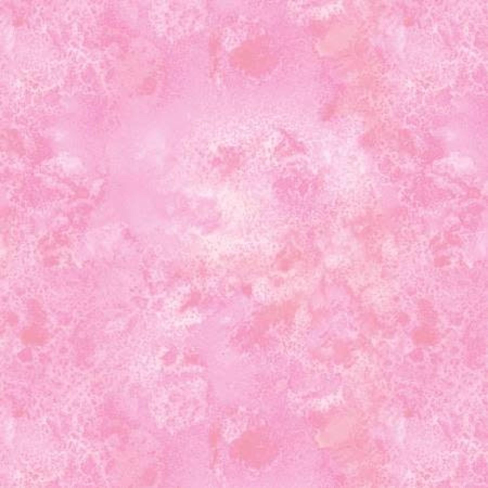 Wilmington Prints Cosmos - Pink