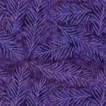 Wilmington Prints Delicate Fronds - Purple
