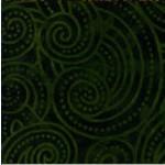 Wilmington Prints Dotty Waves - Green