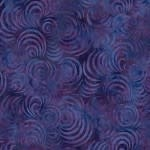 Wilmington Prints Whirlpools - Purple